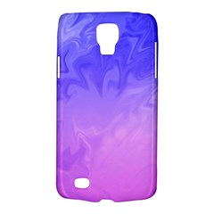 Ombre Purple Pink Galaxy S4 Active by BrightVibesDesign