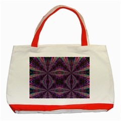 Con Cern Classic Tote Bag (red) by MRTACPANS