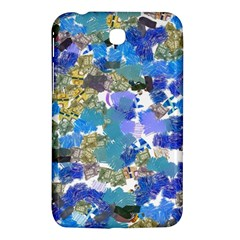 Mixed Brushes                                                           			samsung Galaxy Tab 3 (7 ) P3200 Hardshell Case by LalyLauraFLM