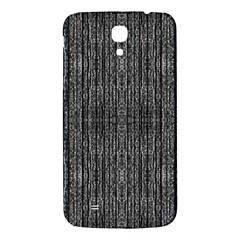 Dark Grunge Texture Samsung Galaxy Mega I9200 Hardshell Back Case by dflcprints