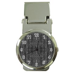 Dark Grunge Texture Money Clip Watches by dflcprints