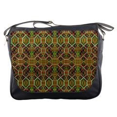 Roulette Board Messenger Bags by MRTACPANS
