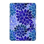 Azurite Blue Flowers Samsung Galaxy Tab 2 (10.1 ) P5100 Hardshell Case
