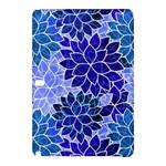 Azurite Blue Flowers Samsung Galaxy Tab Pro 12.2 Hardshell Case