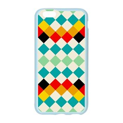 Rhombus pattern                                                              			Apple Seamless iPhone 6/6S Case (Color) by LalyLauraFLM