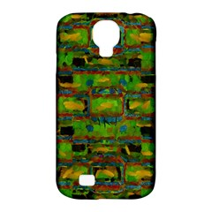 Paint Bricks                                                                 samsung Galaxy S4 Classic Hardshell Case (pc+silicone) by LalyLauraFLM