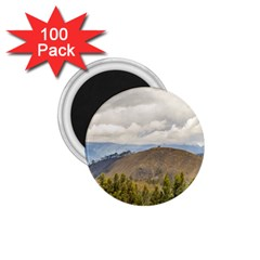Ecuadorian Landscape At Chimborazo Province 1 75  Magnets (100 Pack)  by dflcprints