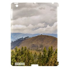 Ecuadorian Landscape At Chimborazo Province Apple Ipad 3/4 Hardshell Case (compatible With Smart Cover) by dflcprints