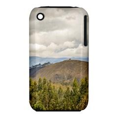 Ecuadorian Landscape At Chimborazo Province Apple Iphone 3g/3gs Hardshell Case (pc+silicone) by dflcprints