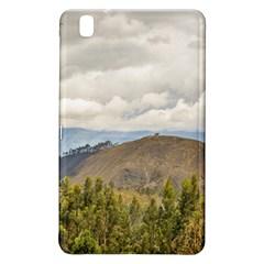 Ecuadorian Landscape At Chimborazo Province Samsung Galaxy Tab Pro 8 4 Hardshell Case by dflcprints