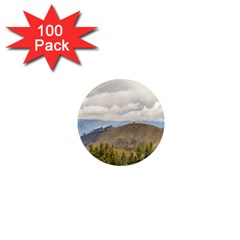 Ecuadorian Landscape At Chimborazo Province 1  Mini Magnets (100 Pack)  by dflcprints