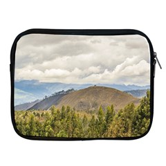Ecuadorian Landscape At Chimborazo Province Apple Ipad 2/3/4 Zipper Cases by dflcprints