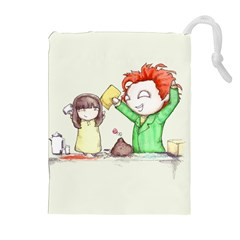 Mud Pies  Drawstring Pouches (extra Large)