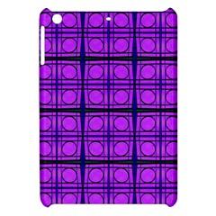 Bright Pink Mod Circles Apple Ipad Mini Hardshell Case by BrightVibesDesign