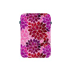 Rose Quartz Flowers Apple Ipad Mini Protective Soft Cases by KirstenStar