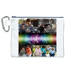 13439220 1341966305818308 1943776824535577747 N Canvas Cosmetic Bag (XL) by lendahand