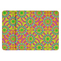 Modern Colorful Geometric Samsung Galaxy Tab 8 9  P7300 Flip Case by dflcprints