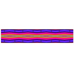 Bright Pink Purple Lines Stripes Flano Scarf (large) by BrightVibesDesign
