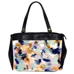 Lee Abstract Oversize Office Handbag (Two Sides)