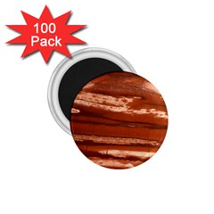 Red Earth Natural 1 75  Magnets (100 Pack)  by UniqueCre8ion