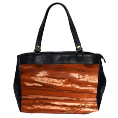 Red Earth Natural Office Handbags (2 Sides)  by UniqueCre8ion