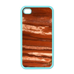 Red Earth Natural Apple Iphone 4 Case (color) by UniqueCre8ion