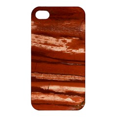 Red Earth Natural Apple Iphone 4/4s Hardshell Case by UniqueCre8ion