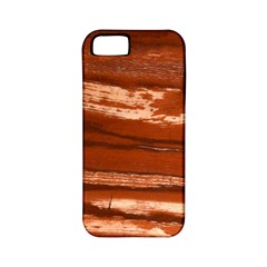 Red Earth Natural Apple Iphone 5 Classic Hardshell Case (pc+silicone) by UniqueCre8ion