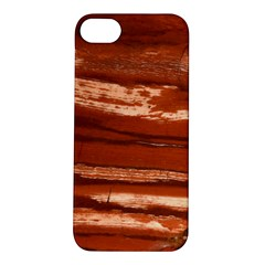 Red Earth Natural Apple Iphone 5s/ Se Hardshell Case by UniqueCre8ion