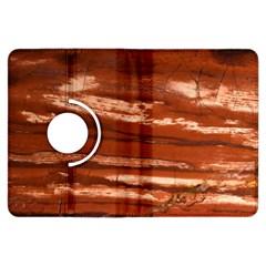 Red Earth Natural Kindle Fire Hdx Flip 360 Case by UniqueCre8ion