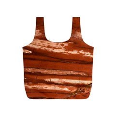 Red Earth Natural Full Print Recycle Bags (s)  by UniqueCre8ion