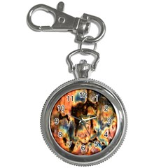 Naturally True Colors  Key Chain Watches by UniqueCre8ions