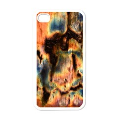 Naturally True Colors  Apple Iphone 4 Case (white) by UniqueCre8ions