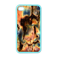 Naturally True Colors  Apple Iphone 4 Case (color) by UniqueCre8ions