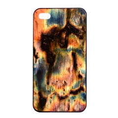Naturally True Colors  Apple Iphone 4/4s Seamless Case (black) by UniqueCre8ions