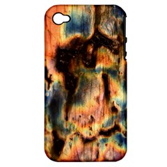 Naturally True Colors  Apple Iphone 4/4s Hardshell Case (pc+silicone) by UniqueCre8ions