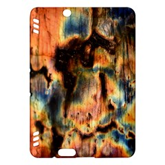 Naturally True Colors  Kindle Fire Hdx Hardshell Case by UniqueCre8ions