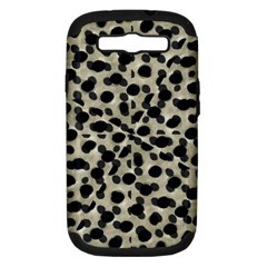 Metallic Camouflage Samsung Galaxy S III Hardshell Case (PC+Silicone) by dflcprints