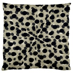 Metallic Camouflage Standard Flano Cushion Case (one Side) by dflcprints