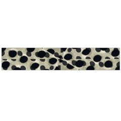 Metallic Camouflage Flano Scarf (large)  by dflcprints