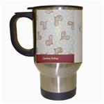 kids travel mug white - Travel Mug (White)