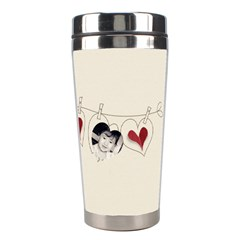 Kids Stainless Steel Travel Tumbler By Deca   Stainless Steel Travel Tumbler   Thxbq3dah463   Www Artscow Com Right