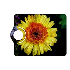 Yellow Flower Close Up Kindle Fire Hd (2013) Flip 360 Case by MichaelMoriartyPhotography