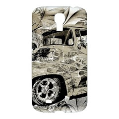 Old Ford Pick Up Truck  Samsung Galaxy S4 I9500/I9505 Hardshell Case