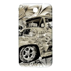 Old Ford Pick Up Truck  Samsung Galaxy Mega I9200 Hardshell Back Case by MichaelMoriartyPhotography