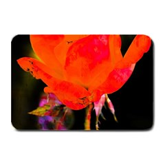 Red Beauty Plate Mats by MichaelMoriartyPhotography