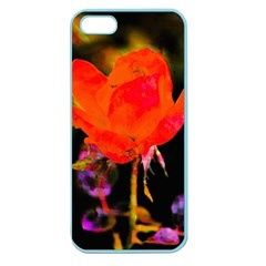 Red Beauty Apple Seamless Iphone 5 Case (color) by MichaelMoriartyPhotography