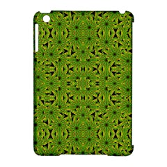 Geometric African Print Apple Ipad Mini Hardshell Case (compatible With Smart Cover) by dflcprints