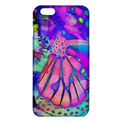 Psychedelic Butterfly Iphone 6 Plus/6s Plus Tpu Case by MichaelMoriartyPhotography