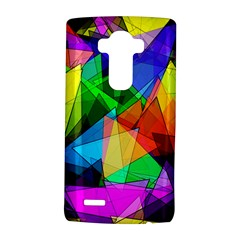Colorful Triangles                                                                  			lg G4 Hardshell Case by LalyLauraFLM